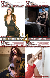 Four-Play #4: Erotic Stories of                                     Female BDSM