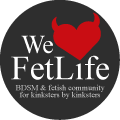 FetLife: BDSM & Fetish Community                             for Kinksters, by Kinksters